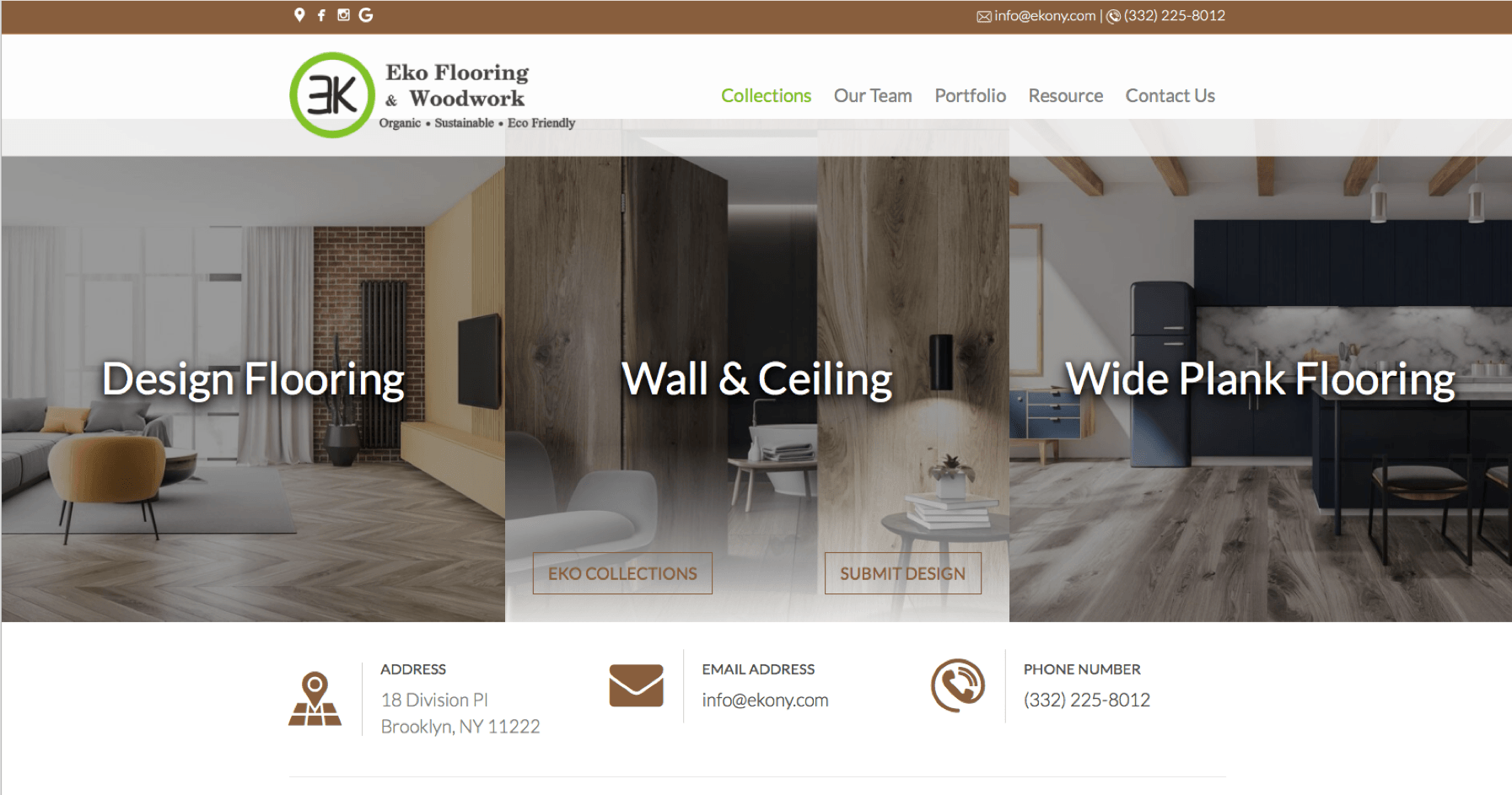 eko flooring and woodwork
