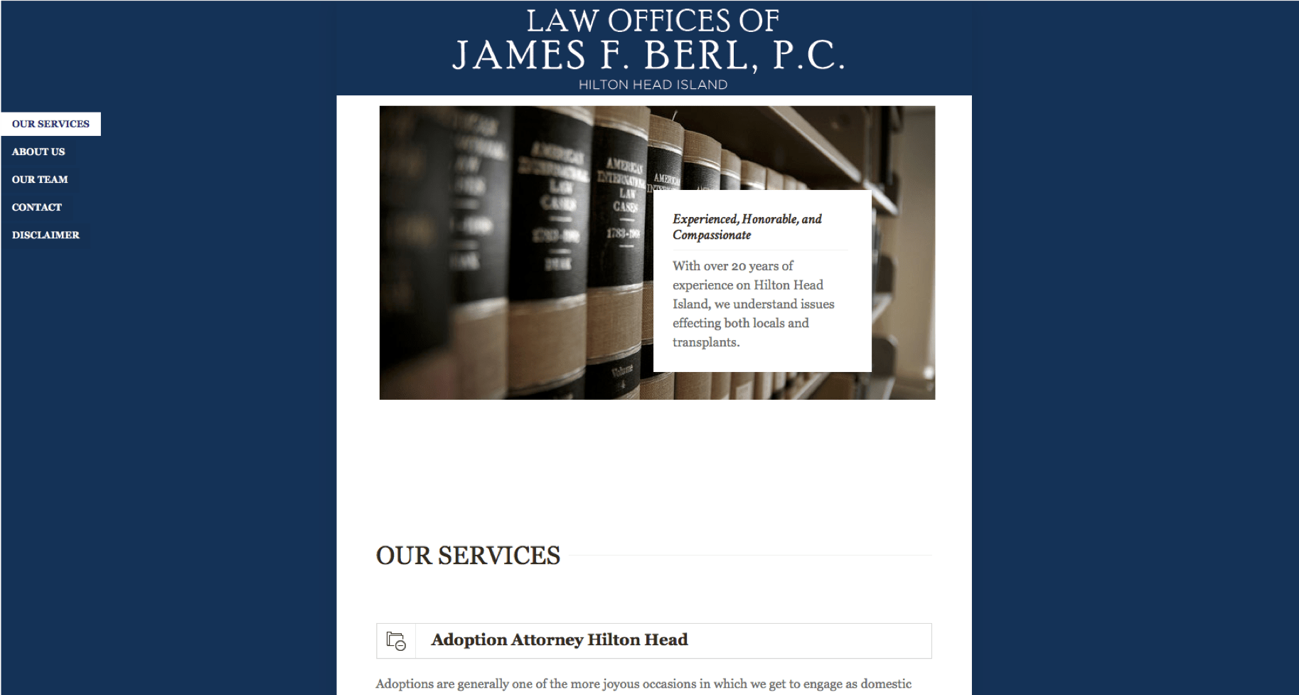 law offices of james f berl